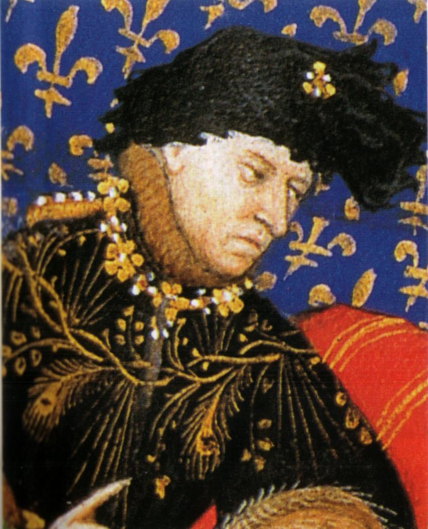 Fransa Kralı VI. Charles (Deli Kral) kimdir?
