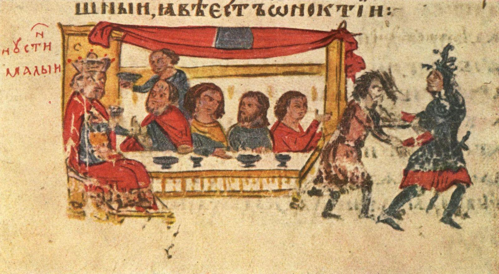 Bizans Kralı 2. Justin kimdir?
